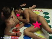 Jimm & Anton Oral Twister Game Live